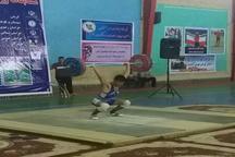 زاهدان میزبان رقابت های وزنه برداری شرق کشور