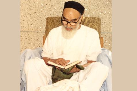 امام در روز چند بار و چه اوقات قرآن می خواندند؟