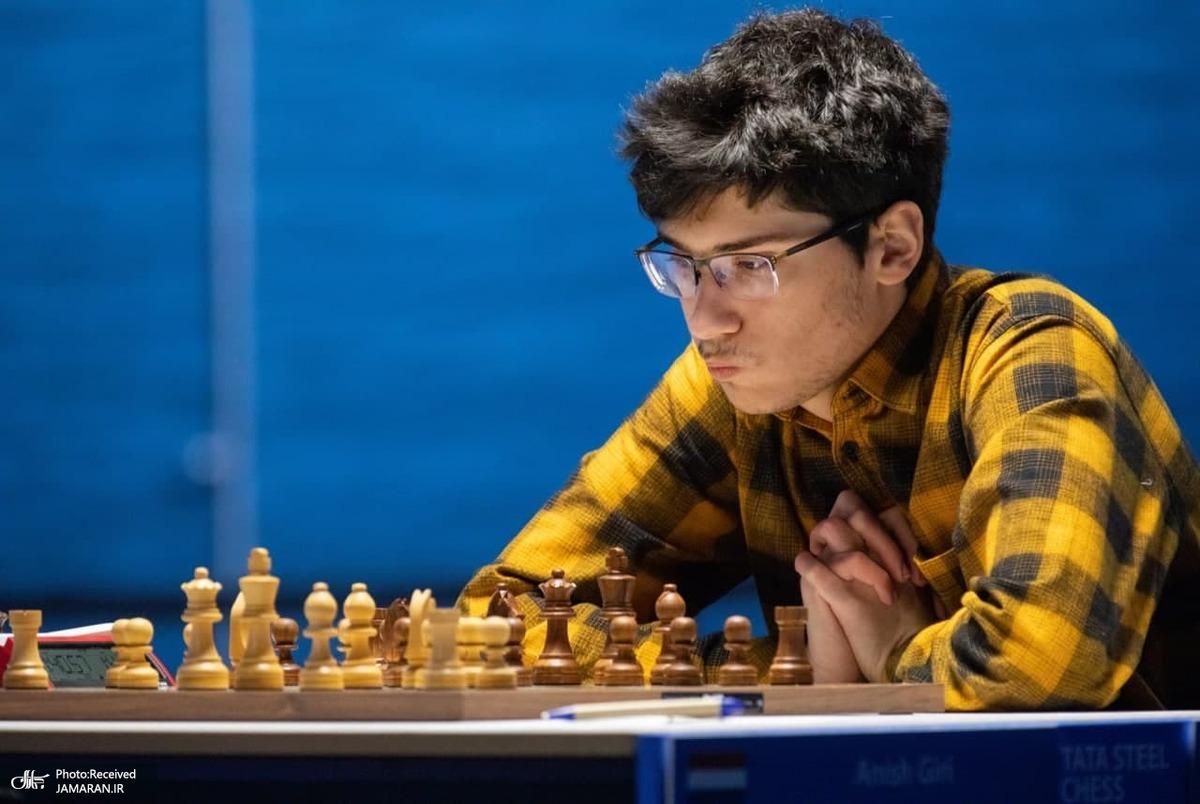 تبریک تولد خاص سوپراستاد بزرگ روسی شطرنج به فیروزجا! +عکس