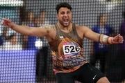 واکنش عجیب احسان حدادی به نتیجه ضعیفش در آستانه المپیک: دومی لیگ را نداشتم که آن را هم تجربه کردم!