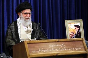 سخنرانی تلویزیونی رهبر معظم انقلاب در سیویکمین سالروز رحلت حضرت امام خمینی(س)