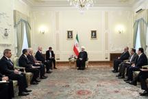 روابط تهران - باکو درراستای منافع دو ملت است/  اقدام مشترک ایران و آذربایجان در تکمیل کریدور شمال – جنوب به دیگر کشورهای منطقه نیز کمک خواهد کرد