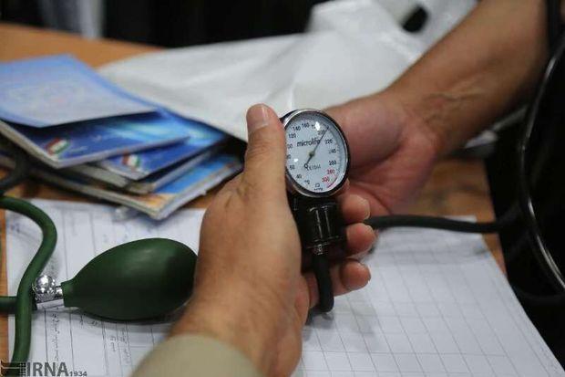 ۱۱.۶ درصد جمعیت بالای ۳۰ سال چهارمحال و بختیاری فشار خون دارند