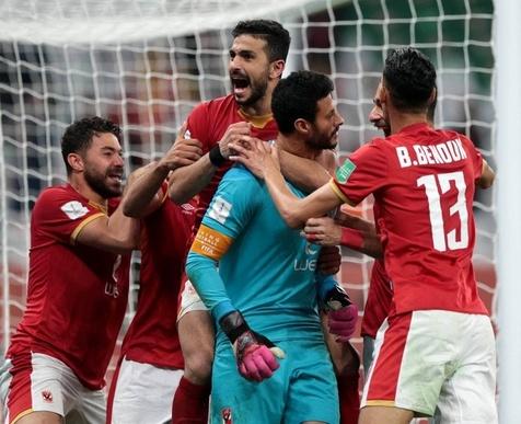 الاهلی مصر پیروز دیدار رده بندی جام باشگاه های جهان