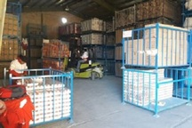 اقلام غذایی ارسالی به سیل زدگان آذربایجان غربی 20 تن افزایش یافت