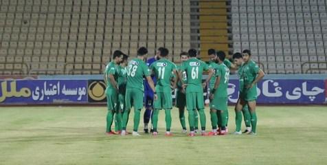 تعطیلی تمرینات سبزپوشان پس از بازگشت به اصفهان