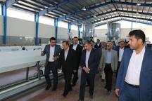 استاندار کرمان از واحدهای تولیدی کارآفرینان جوان بازدید کرد