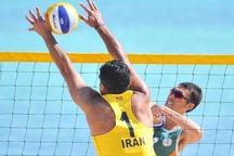 والیبال آمیخته به خون و زندگی ترکمن های گلستان است