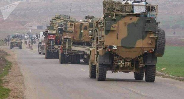 مخالفت آشکار روسیه با دخالت نظامی ترکیه در شمال سوریه
