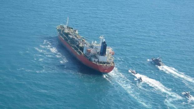 درخواست میانمار از ایران برای آزادی ملوانان میانماری نفتکش کرهای