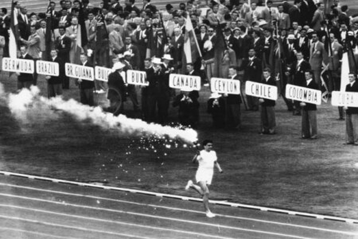 مسابقه کُشتی که 11 ساعت طول کشید!/ اولین مشعل المپیک چه سالی روشن شد؟