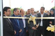 ساختمان شبکه بهداشت و درمان دیر افتتاح و به بهرهبرداری رسید