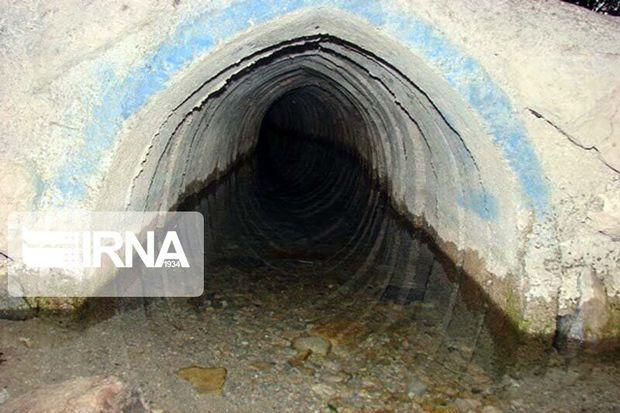 لایروبی ۱۰۳ رشته قنات سیلزده در چهارمحال وبختیاری آغاز شد