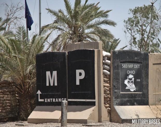 حمله راکتی به یک پایگاه آمریکایی ها در عراق