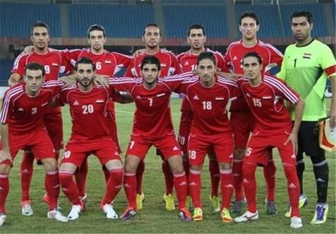 جنجال اینستاگرامی تیم ملی سوریه در آستانه دیدار با ایران