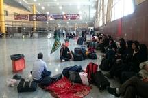 30 هزار زائر اربعین حسینی از مرز شلمچه گذر کردند