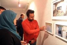 افتتاح نمایشگاه عکس جشنواره فیلم، فیلمنامه و عکس در قزوین