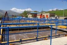 پروژه تصفیهخانه شماره 2 فاضلاب پاوه آماده افتتاح است