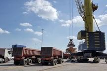 بیش از2 میلیون بارنامه ازمبدا خوزستان به سایرنقاط کشورصادرشد
