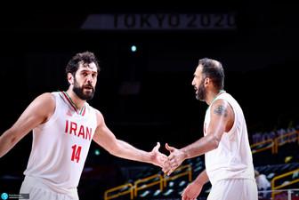 گزارش تصویری  کاروان ایران در روز سوم المپیک 2020 توکیو؛ درخشش نازنین ملایی و شکست عجیب تیم ملی بسکتبال