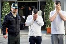 156سارق حرفه ای در خوزستان دستگیر شدند