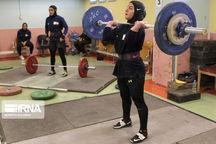۲ بانوی خراسانی به اردوی تیم ملی وزنه برداری دعوت شدند