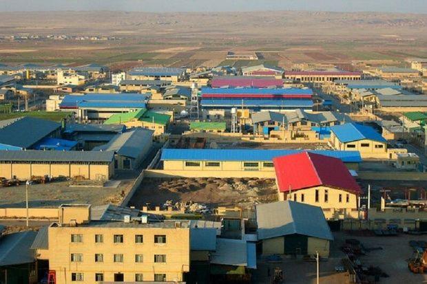 ۷۳۴ طرح شهرکصنعتی کرمانشاه مجوز احداث گرفتهاند