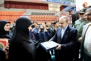 وزیر ورزش و جوانان از مادران ۴ شهید در همدان تقدیر کرد