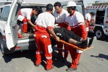 امدادرسانی هلال احمر کردستان به 290 حادثه در شش ماه نخست امسال