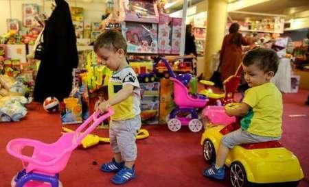 مردم ایران سالانه چقدر اسباب بازی می خرند؟