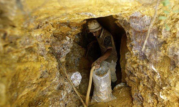700 معدن غیر فعال در خراسان رضوی