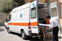 آمبولانس های اورژانس تهران 6 دقیقه زودتر به محل می رسند