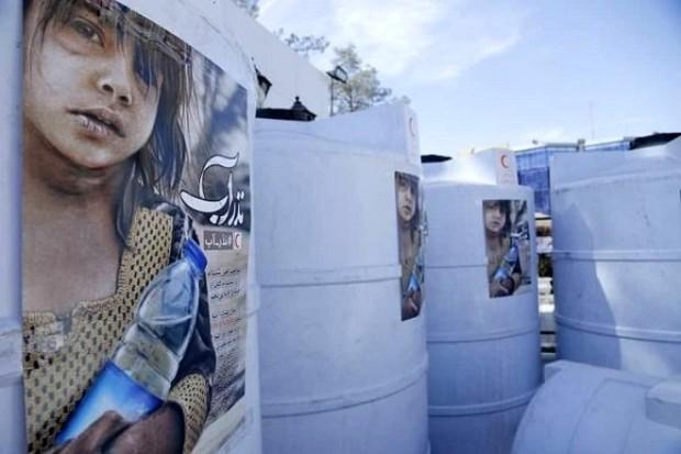طرح نذر آب هلال احمر فارس در سیستان و بلوچستان