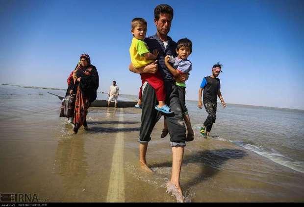 معاون استاندار تهران: در خوزستان از بحران عبور کرده ایم