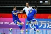 خداحافظی ایران با جام جهانی؛ شکست تیم ملی فوتسال مقابل بدل برزیل +عکس و ویدیوی گل ها