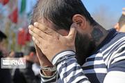 عامل تخریب ۷۰ دستگاه خودرو در تهران دستگیر شدند