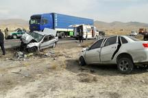 56 درصد جان باختگان تصادفات زنجان سرنشینان خودرو هستند