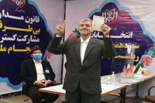 ثبت نام  مصطفی کواکبیان در انتخابات ریاست جمهوری 1400