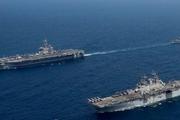 آمریکا در دریا هم از ایران شکست خورد