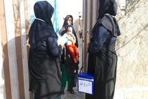 طرح ملی واکسیناسیون تکمیلی فلج اطفال اجرا شد