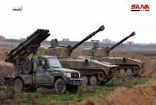 عقب نشینی گروه های مسلح از سراقب و درگیری های شدید در حلب