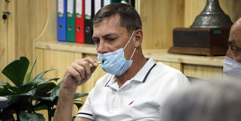 مرد روسی روی نیمکت تیم ملی هندبال جوانان ایران