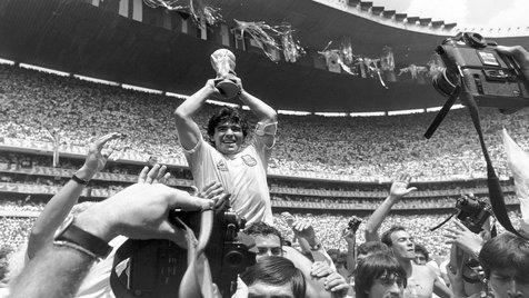 اسطوره های فوتبال جهان که در سال ۲۰۲۰ از دنیا رفتند