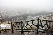 بارش پراکنده باران و برف در نواحی جنوبی آذربایجانشرقی