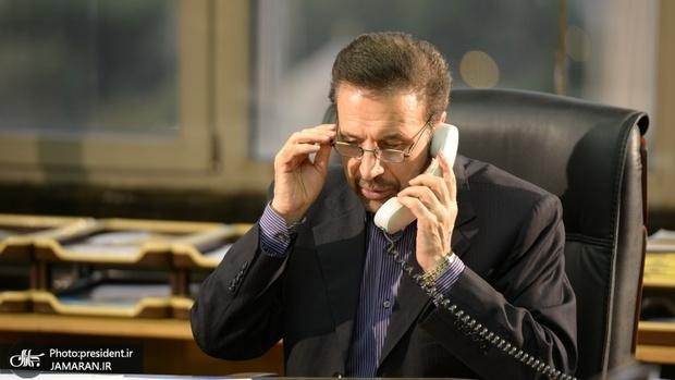 توضیحات رییس دفتر رییس جمهور در مورد دلیل غیبت روحانی در جلسه مجلس