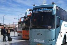 32 شرکت حمل و نقل مسافری متخلف در اردبیل جریمه شدند