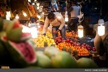 تب گرما قیمت میوه را شکست