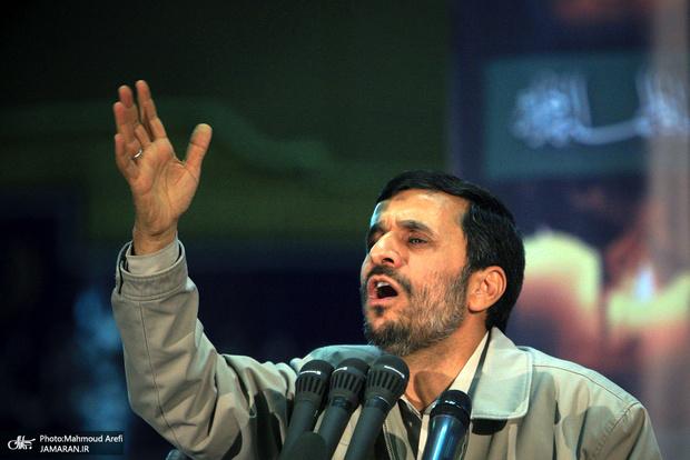 احمدی نژاد هم به مذاکرات وین حمله کرد: چه کسی به شما اجازه مذاکره داده؟