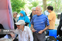 برپایی ۲۶ چادر در سطح شهر برای کنترل فشار خون همشهریان