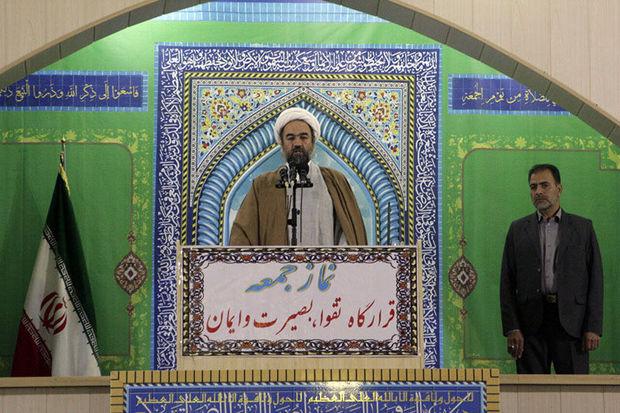 ملت ایران با حضور پرشور خود در حوادث اخیر توطئه دشمنان را خنثی کردند